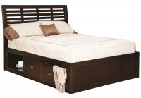Brookville Storage Bed