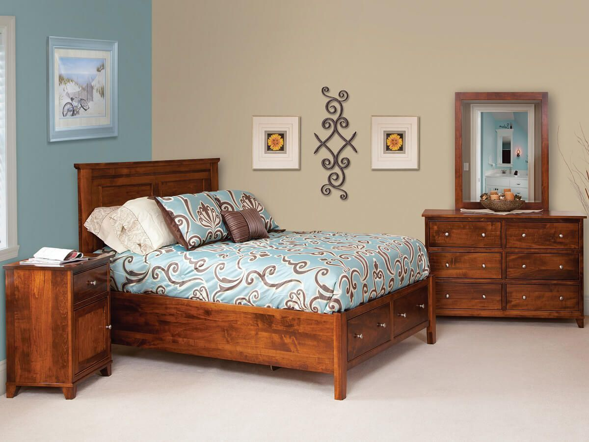 Canterbury Bedroom Collection