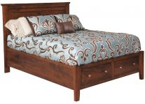Canterbury Storage Bed