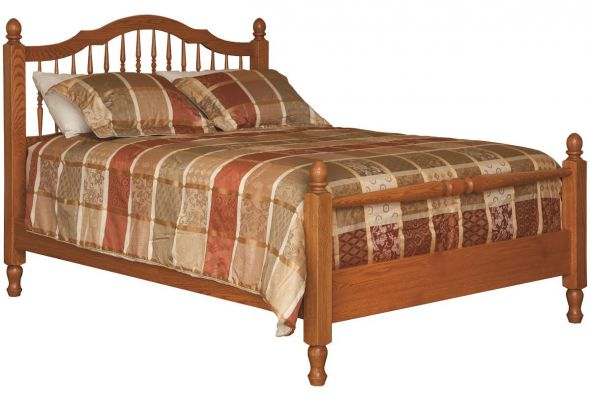 Josephine Spindle Bed
