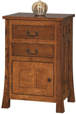 Mission Canyon 2-Drawer Nightstand