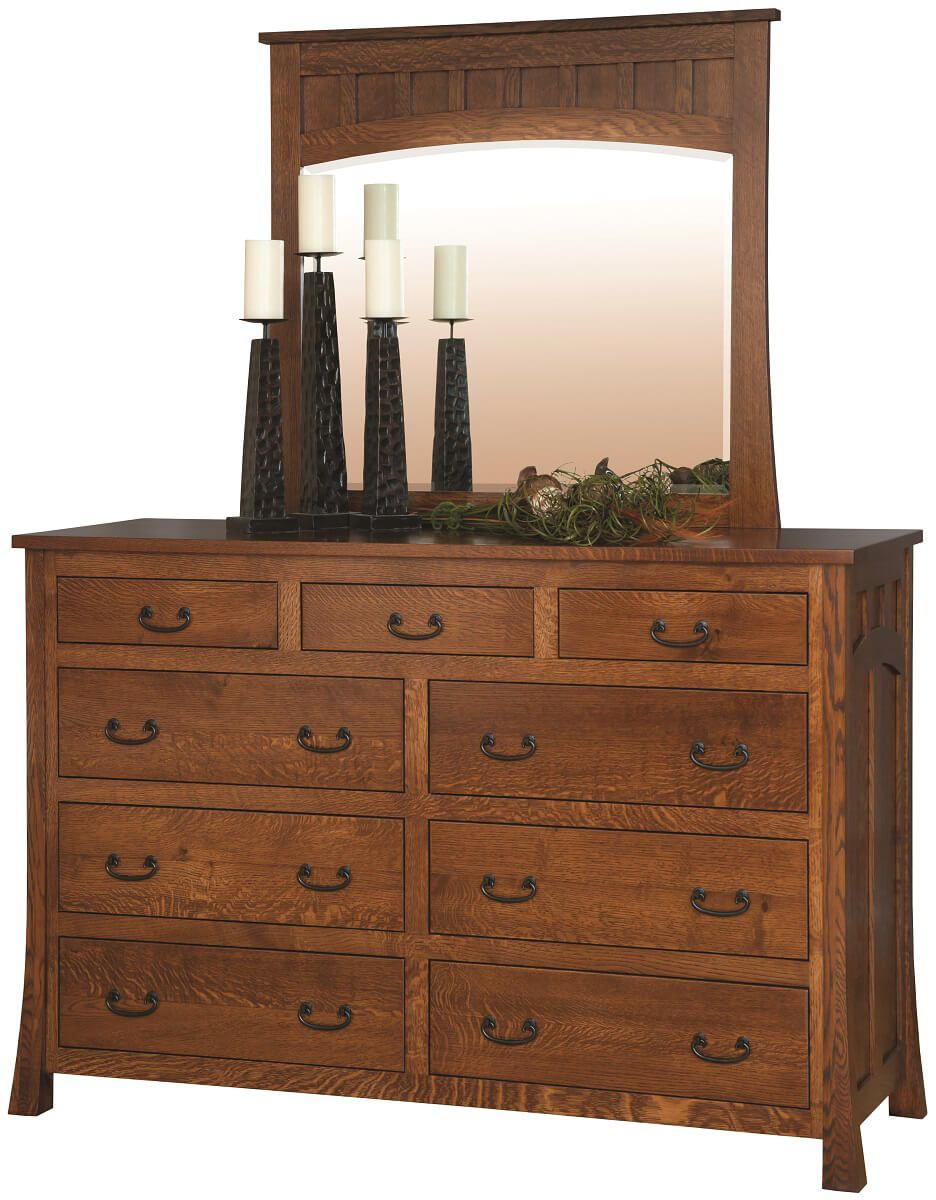 Mission Canyon Tall Dresser