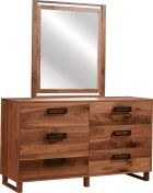 Muncie Dresser with Mirror