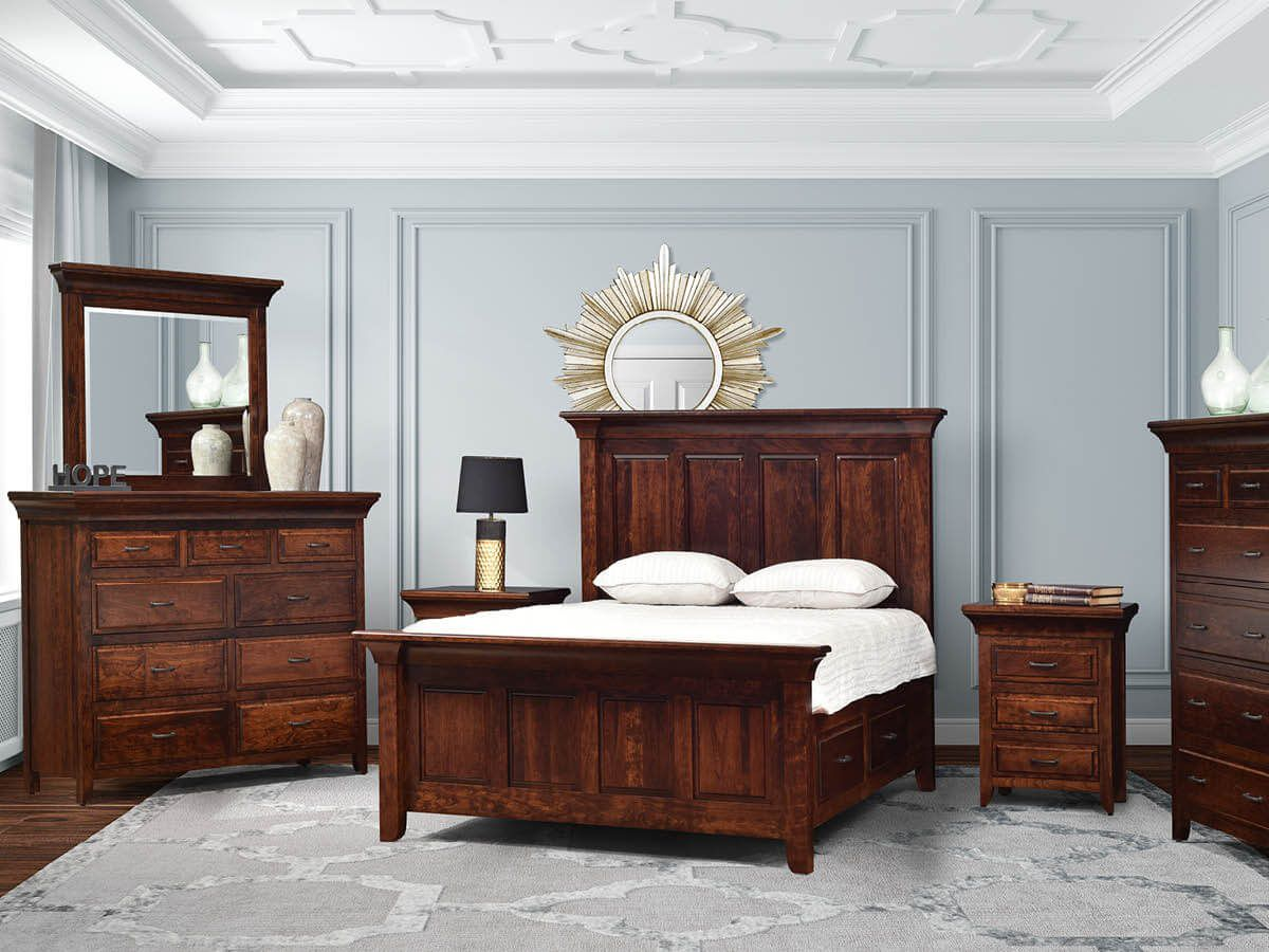 Nola Bedroom Collection