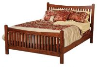 Wyndham Slat Bed