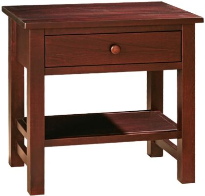 Wyndham 1-Drawer Nightstand