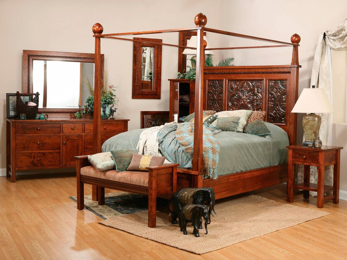 Wyndham Bedroom Collection
