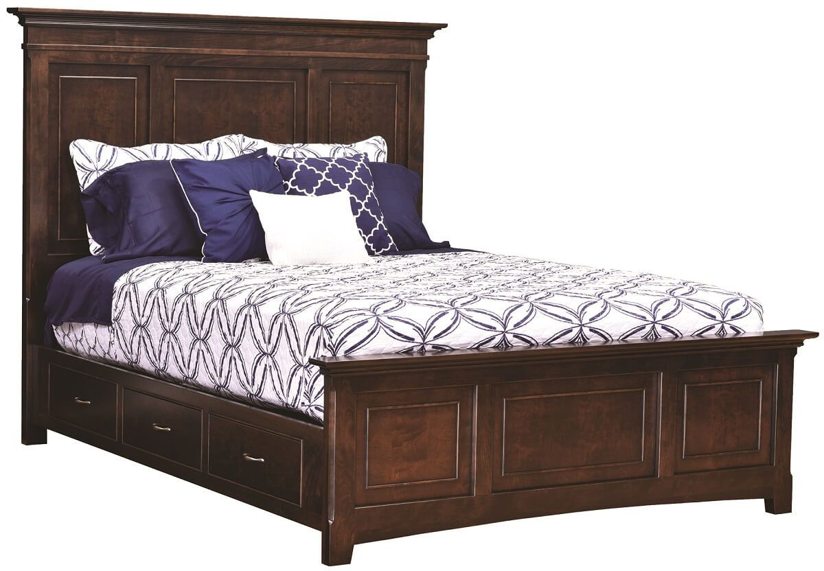 Ada Bed with Storage