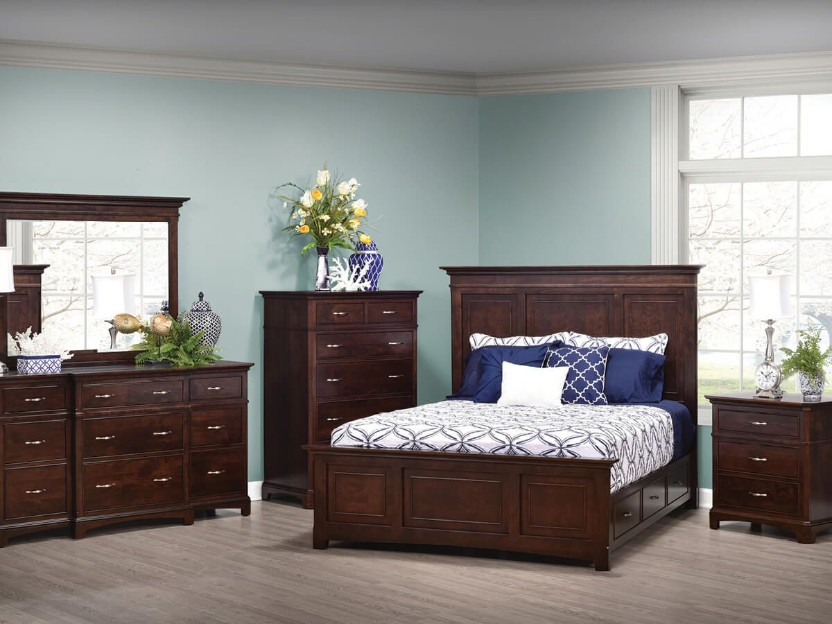 Ada Amish Bedroom Furniture