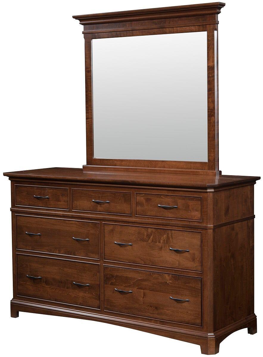 Ada Dresser with Mirror