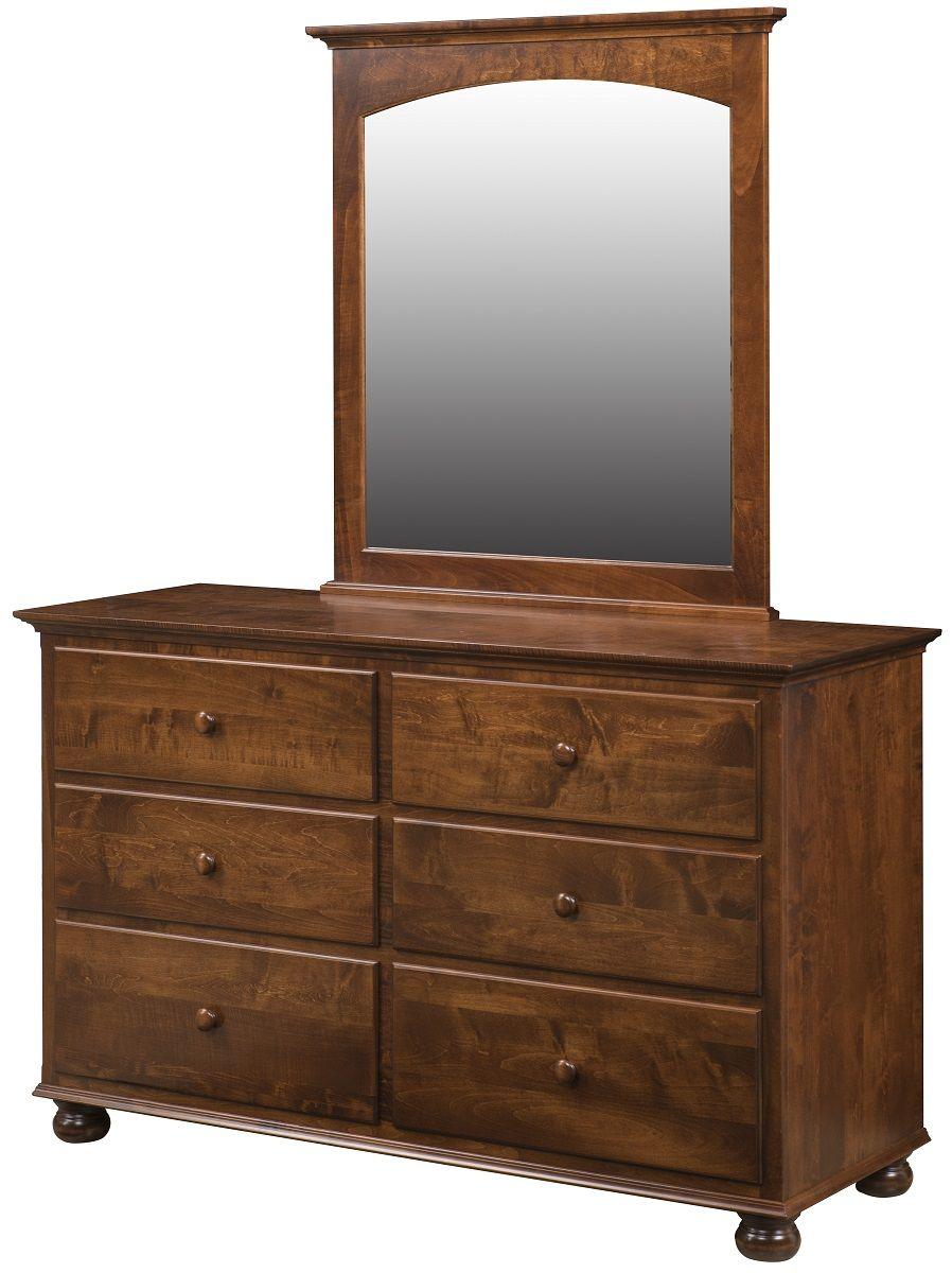 Madeline Dresser with Mirror