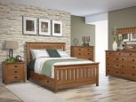 Muskogee Mission Bedroom Furniture