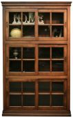 Ansonia Sliding Door Bookcase