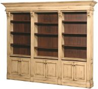 Brussels Executive Wall Bookcase
