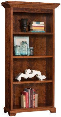 Peabody Handmade Amish Bookcase