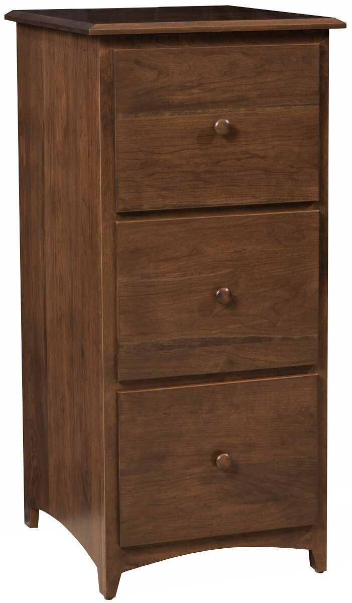 San Carlos 3-Drawer Filing Cabinet