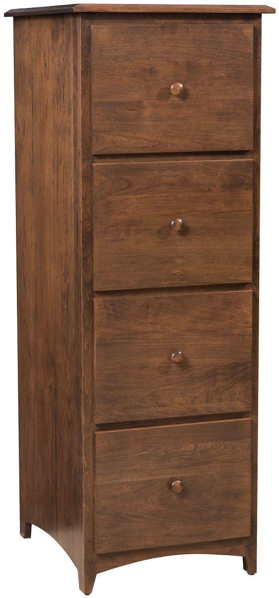 San Carlos 4-Drawer Filing Cabinet