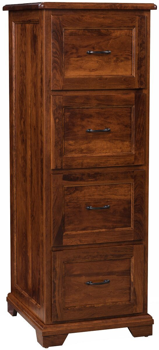 Wheaton River 4-Drawer Filing Cabinet