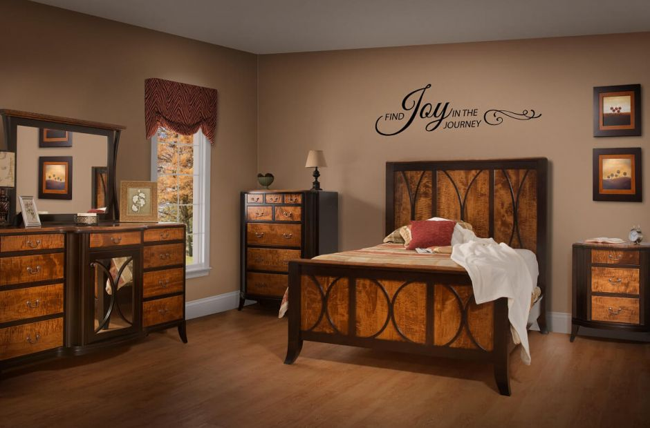 Bedroom Furniture Yorkshire yorkshire contemporary bedroom set - countryside amish furniture