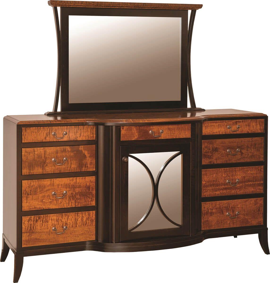 Yorkshire Mirror Dresser