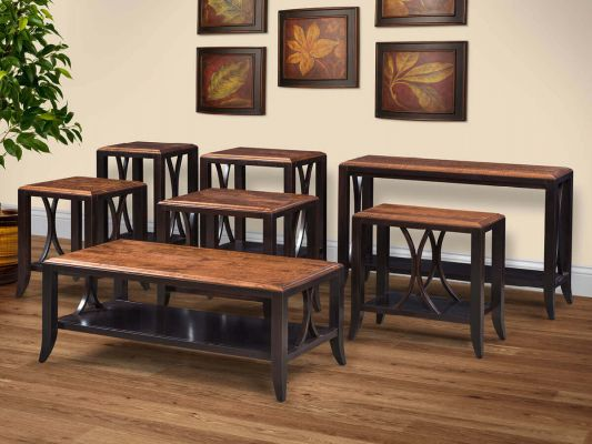 Hardwood Living Room Tables