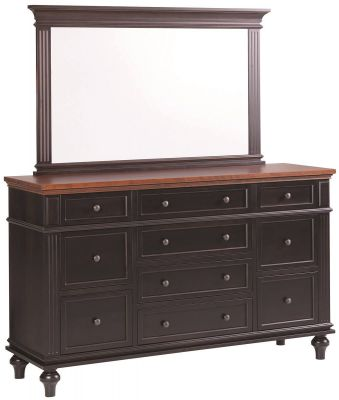 Alexandria Dresser with Mirror