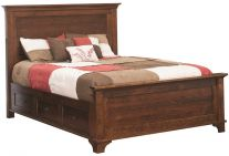 Beaumont Bed with Storage
