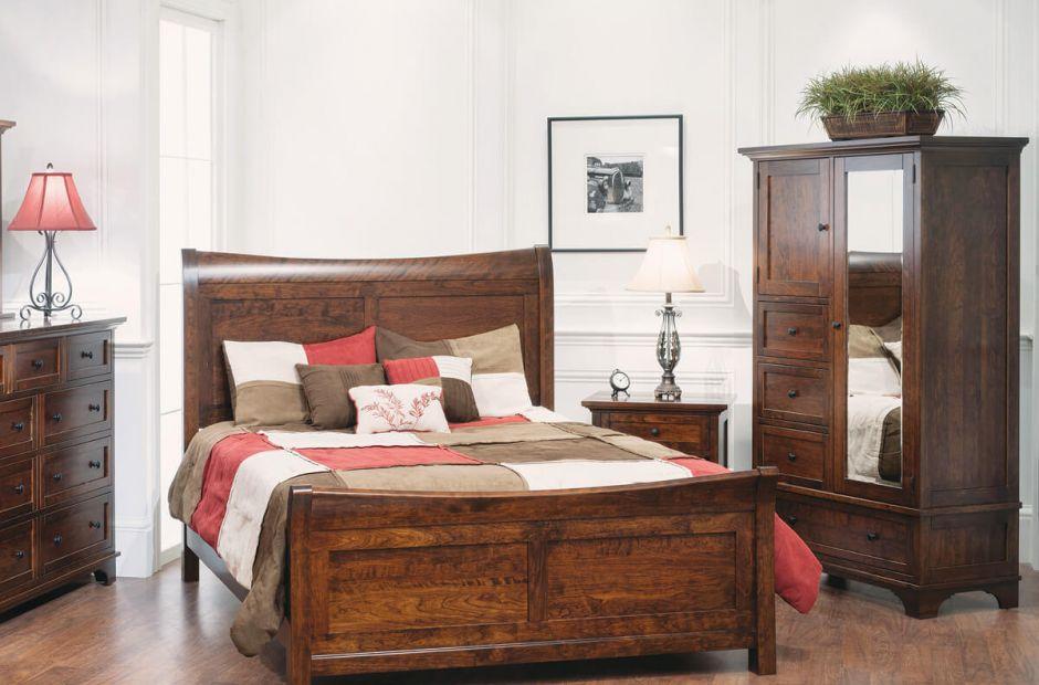 Beaumont Bedroom Furniture Set Image 1