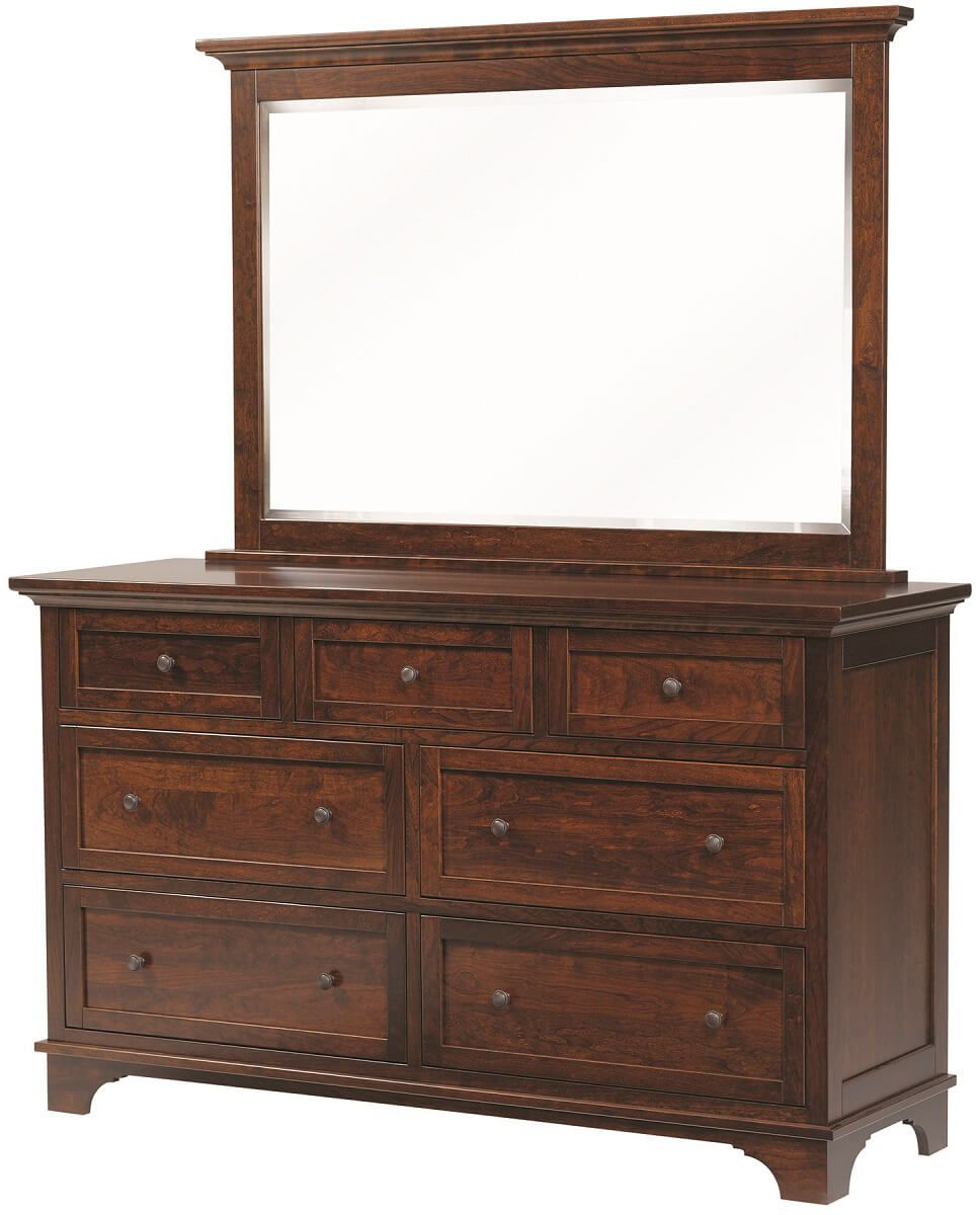 Beaumont Dresser with Media Drawer