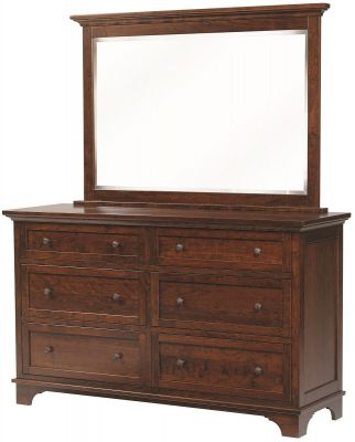 Beaumont Dresser with Mirror