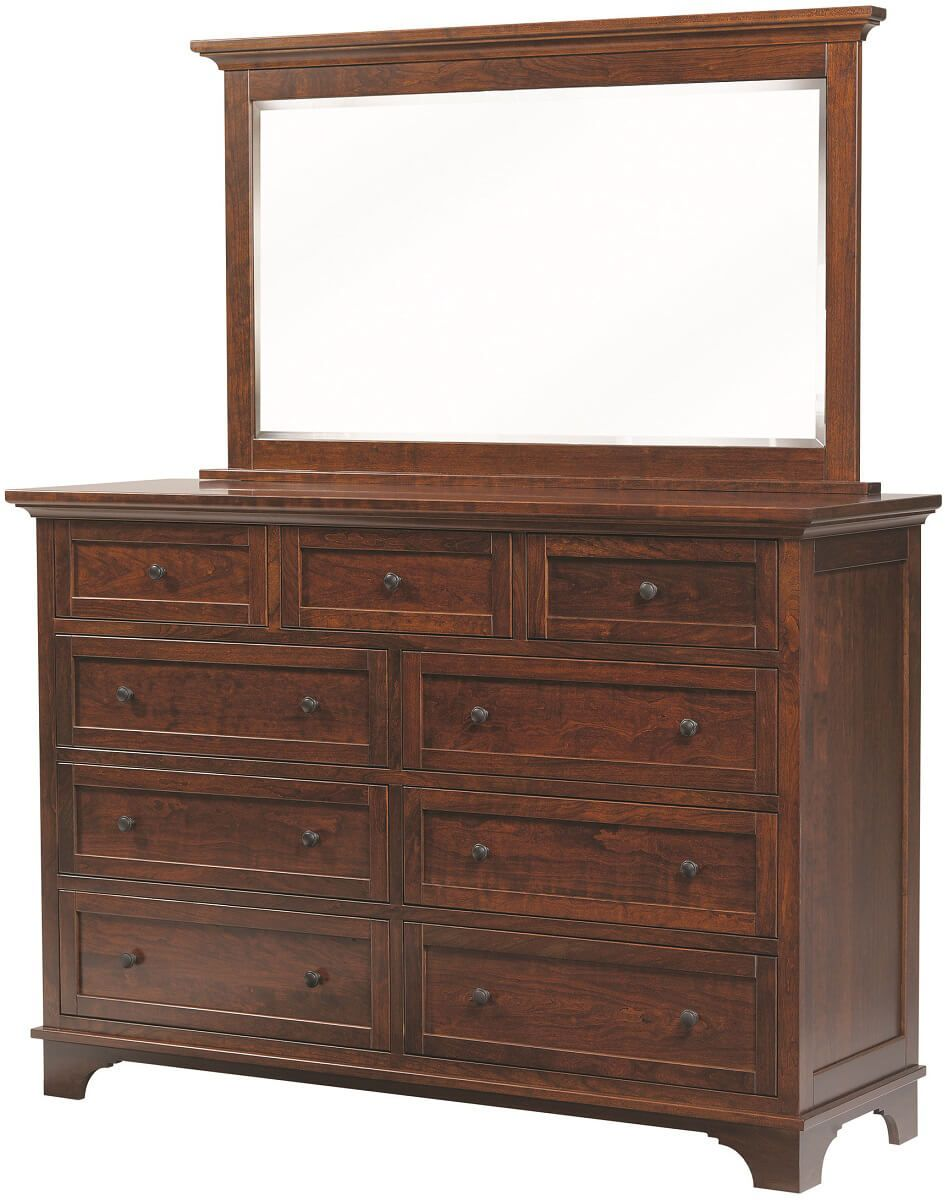 Beaumont Grand Dresser with Mirror
