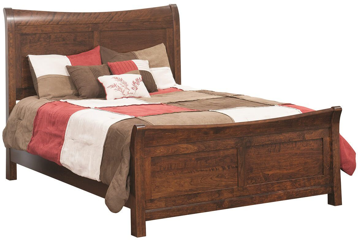 Beaumont Sleigh Bed