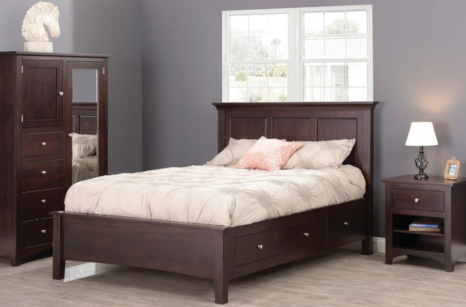Bristol Bedroom Furniture Set Image 1