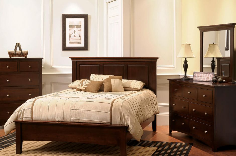 Bristol Bedroom Furniture Set image 2