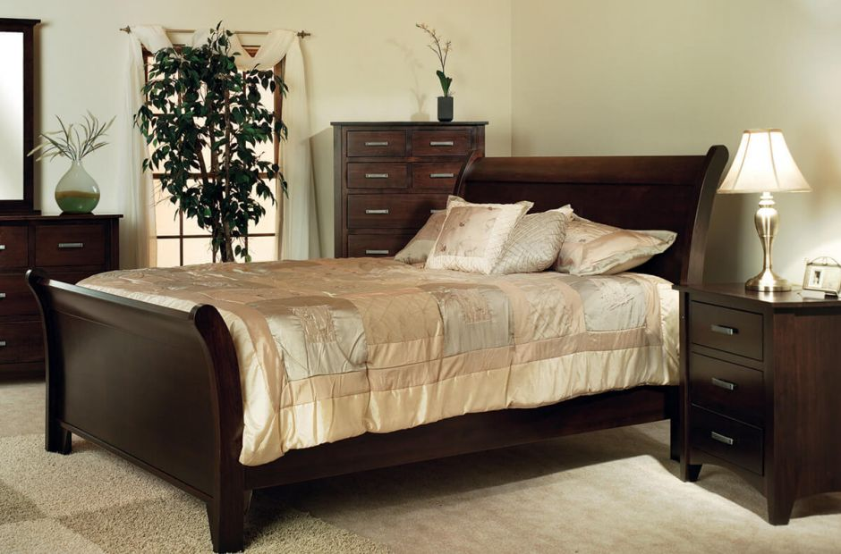 cannes mission bedroom set countryside amish furniture