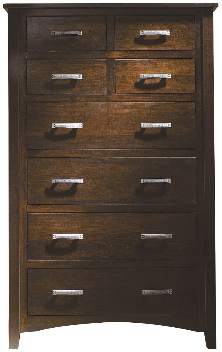 Cannes Mission Chest of Drawers
