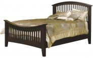 Cannes Mission Slat Bed