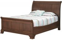 Ludington Sleigh Bed