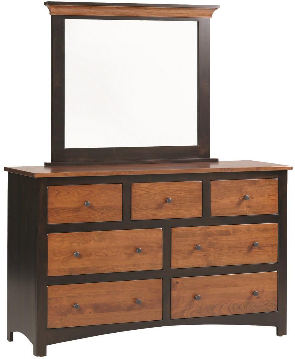 Manchester Dresser with Mirror