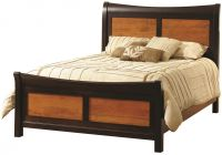 Manchester Sleigh Bed