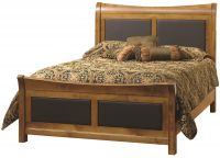 Manchester Upholstered Bed