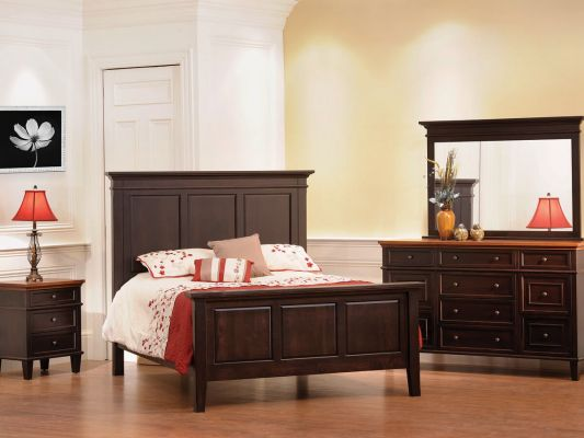 Melrose Bedroom Furniture Set