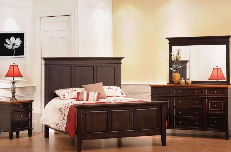 Melrose Bedroom Furniture Set image 1