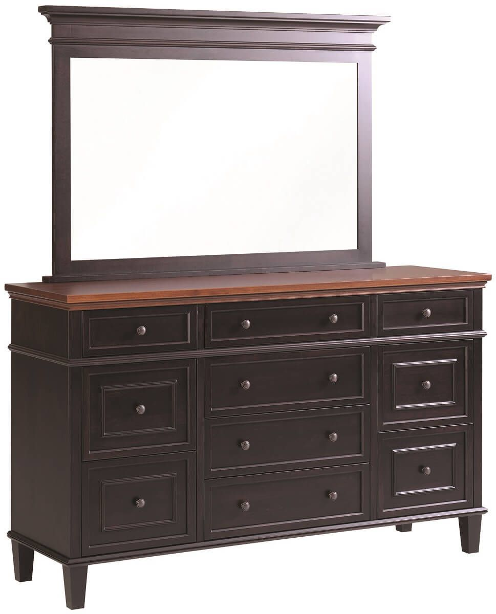 Melrose Dresser with Mirror