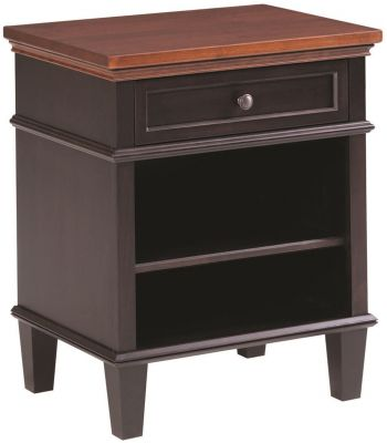 Melrose 1-Drawer Nightstand