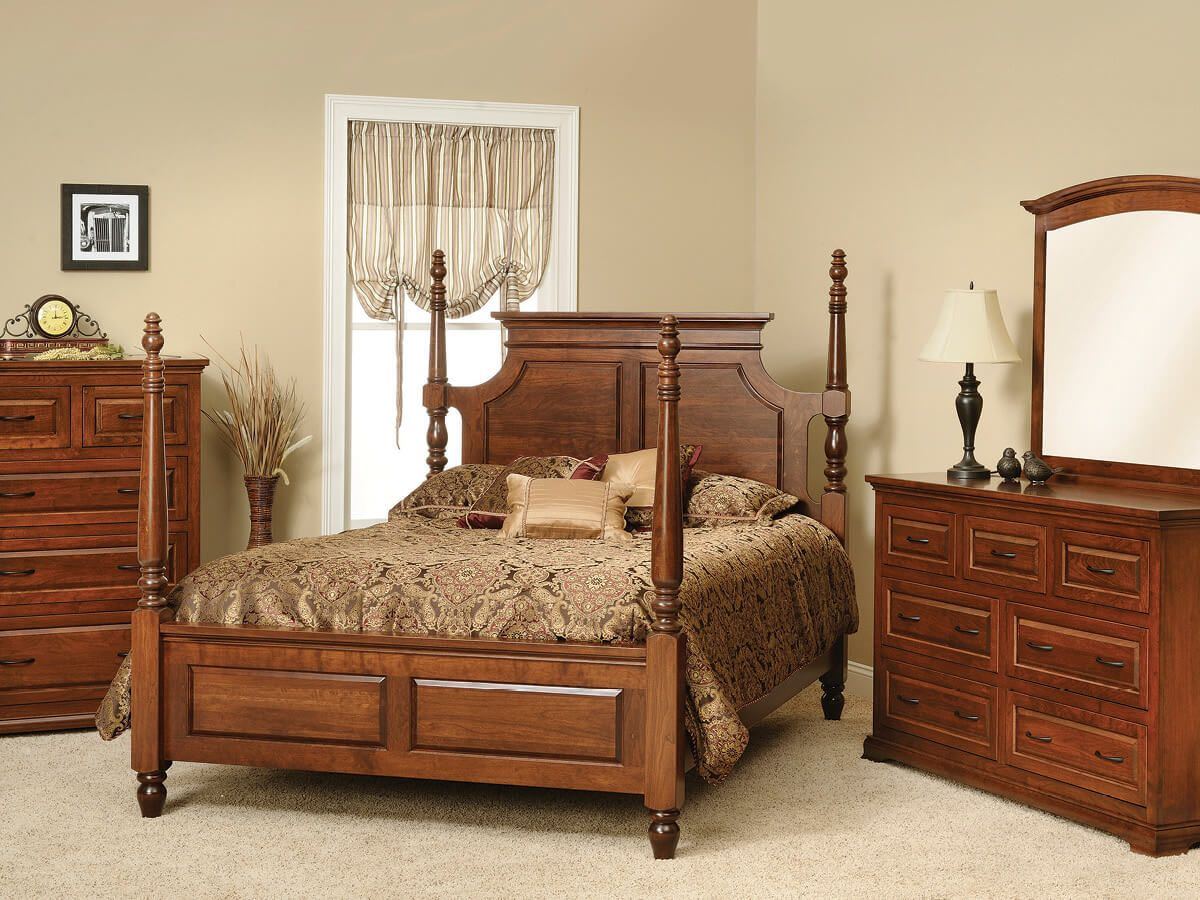 Oxford Bedroom Furniture Set