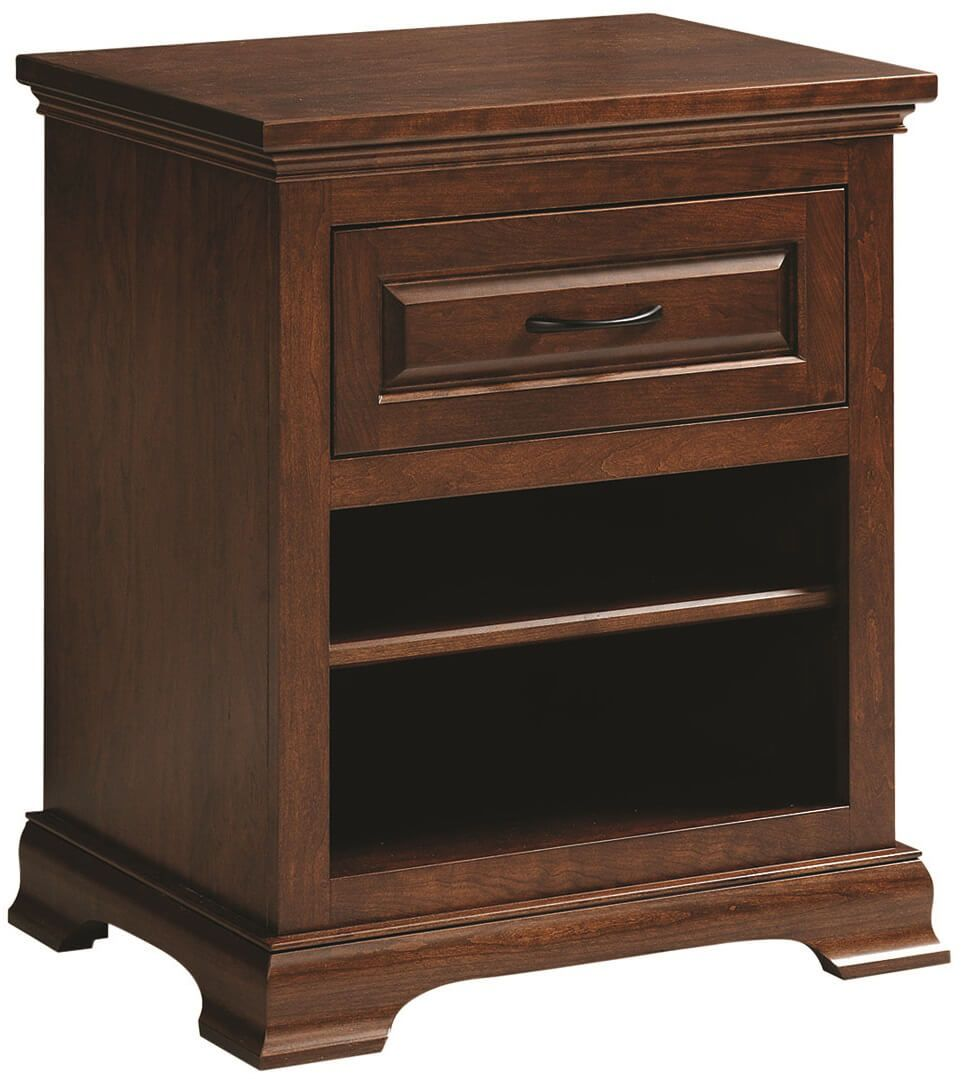 Oxford 1-Drawer Nightstand