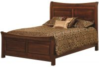 Oxford Sleigh Bed