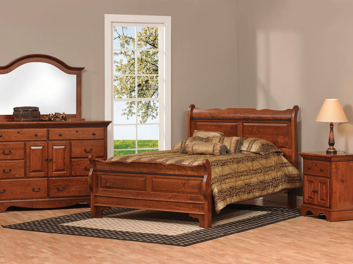 Syrah Bedroom Furniture Collection