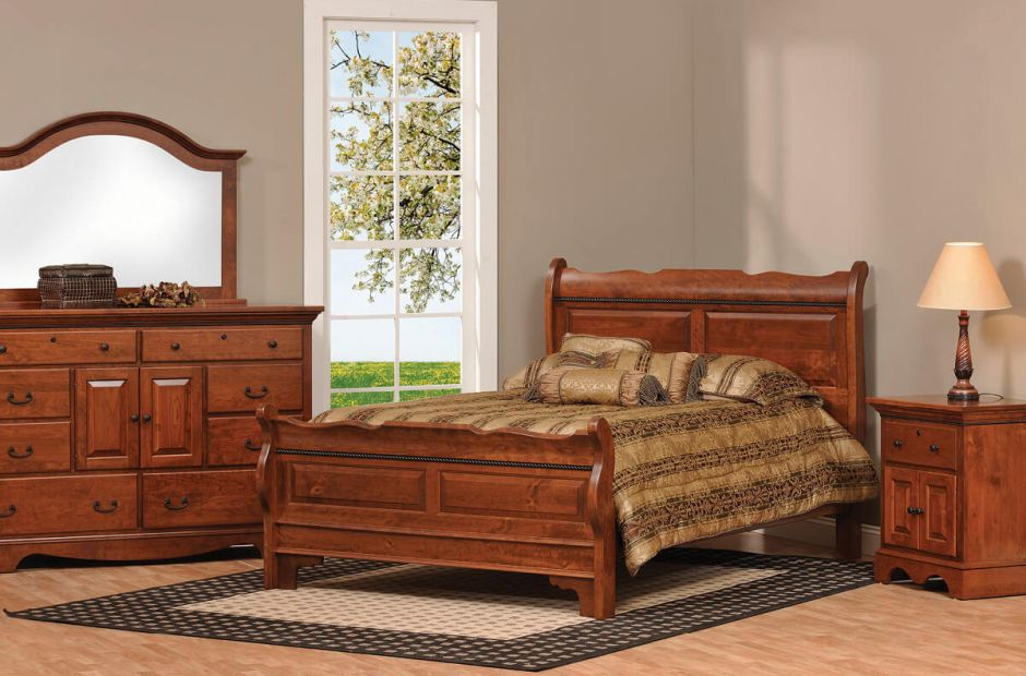 Syrah Bedroom Furniture Set image 1